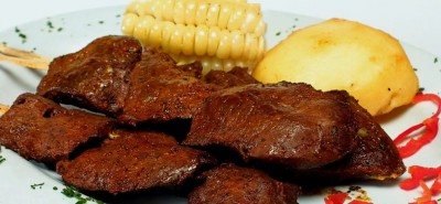 Anticuchos [Photo Credit: Creative Commons 2.0, astuviaje]