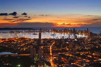 Cartagena [Photo Credit: Flickr Creative Commons 2.0, Norma Gomez]