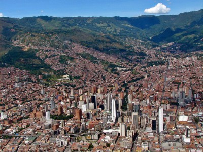 Medellin [Photo Credit: Creative Commons 2.0, seth pipkin]