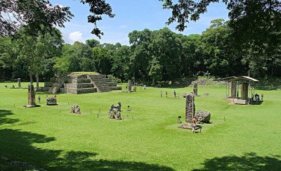 Copán Ruins [Photo Credit: Public Domain, Talk2winik]