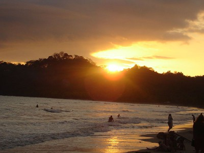 Playa Samara [Photo Credit: Public Domain]