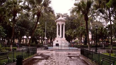 Santa Tecla [Photo Credit: Efege, CC BY-SA 3.0]