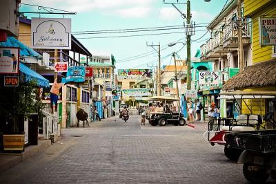 Town of San Pedro