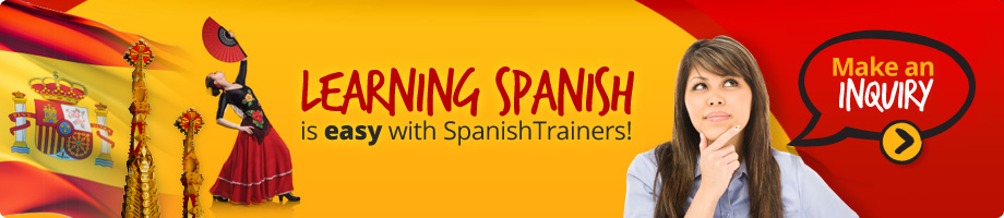 Learning Spanish is easy with SpanishTrainers